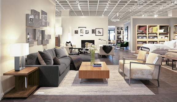 Furniture retail management
